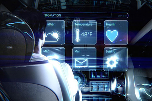 Smart Technology in Today's Cars
